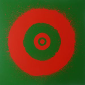 acrylic on canvas 90x90cm